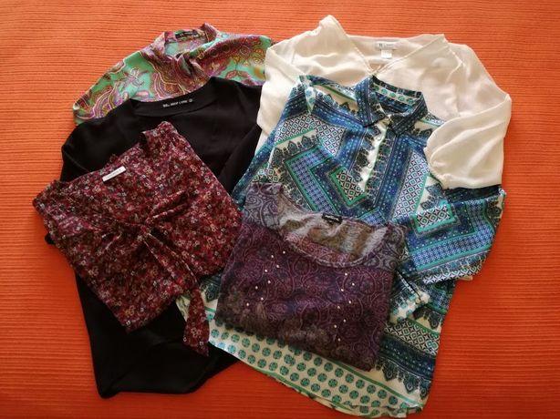 Blusas/Camisas Marca, M-L