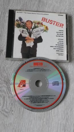 Phil Collins - Buster. made in usa . pierwsze wydanie 1988