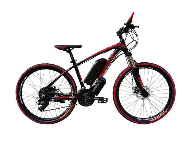 """Электровелосипед MAKE 36V 12Ah 500W рама 17""""/ 26"""""""