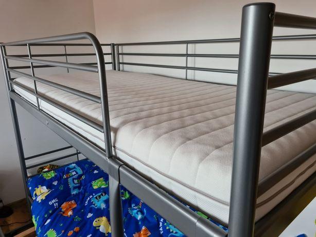 Łóżko piętrowe potrójne