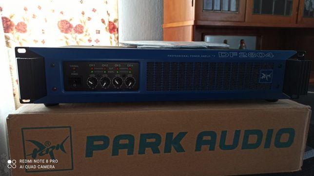 Продам усилитель Park Audio DF2804 на ГАРАНТИИ
