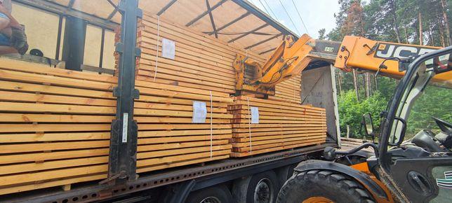 Drewno do budowy dachu - Konstrukcje dachowe - Więźba, Deski, Łaty