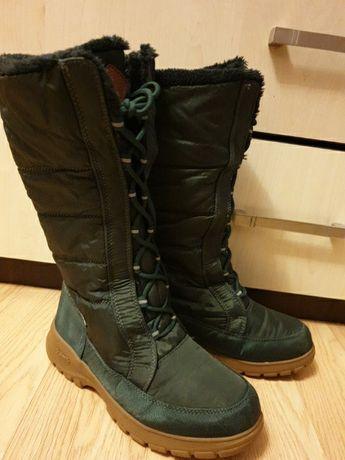 Зимові чоботи, ботінки, дутики Kamik