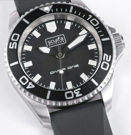 SCURFA Diver/Дайвинг/ Часы/ Оригинал / произведено в Англии