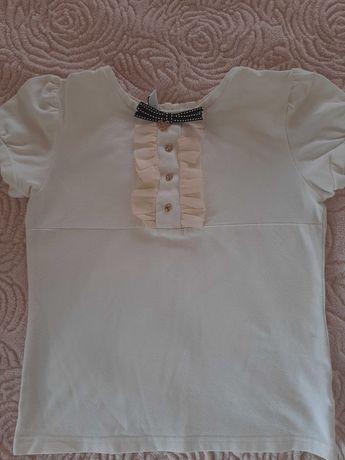 Продам блузку школьную Smil 140 рост