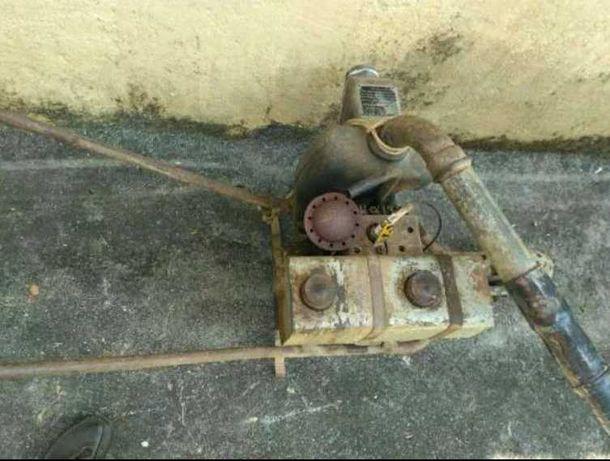 Motor de rega usado
