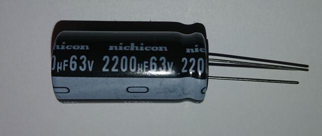 Kondensator 2200uf 63V