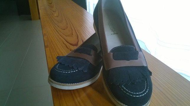 Sapato prático de senhora