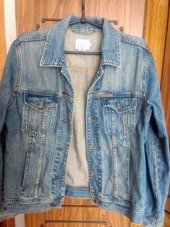 Продам джинс.курточку