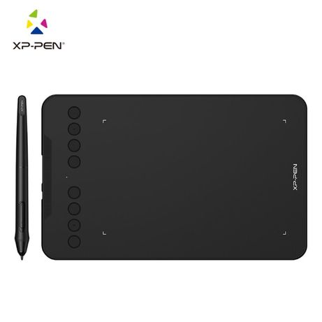 Графический планшет XP-PEN Deco mini 7 + перчатка