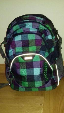 Plecak szkolny Coocazoo JobJobber II Green Purple District
