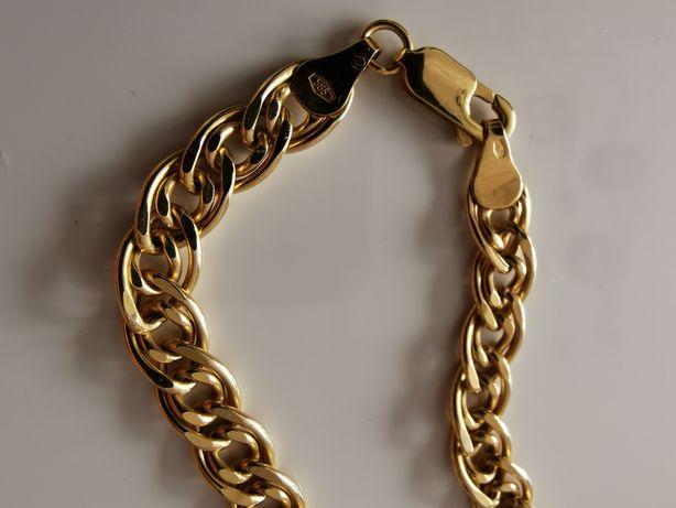 Nowy złoty łańcuszek Monaliza 585