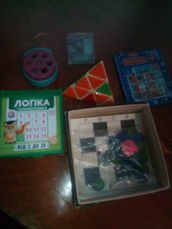 Детские головоломки одним лотом