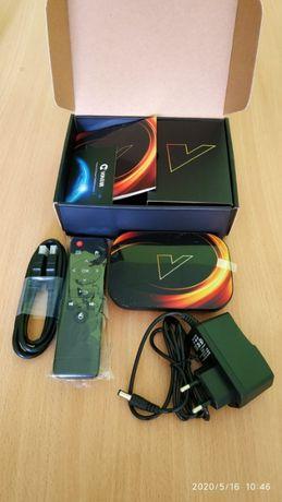 TV приставка VONTAR X3 8K,Для перегляду ТВ каналів,фільмів,YouTube