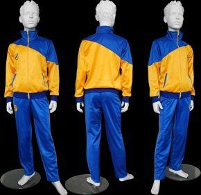 пошив спортивной одежды (костюмы, свитшоты, толстовки, жилеты и др.)