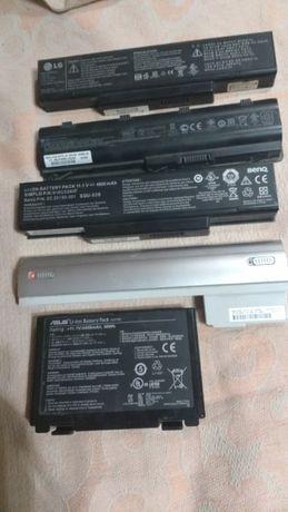 Батарея ноутбука НР,LG,BenQ,Asus