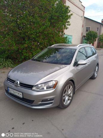 Продам Volkswagen Golf 7 Sportwagen.