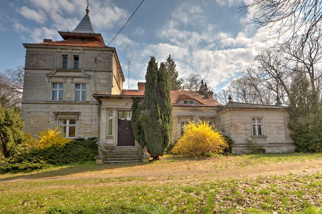 Pałac Żegrowo 22348 m2
