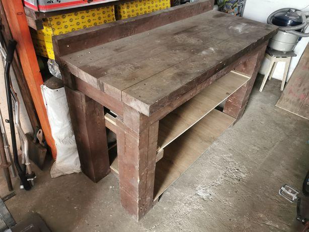 Solidny Stół drewniane