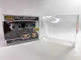 Protektor do figurki Funko Pop - Dwupak  - Podwójne - Grubość 0.50mm
