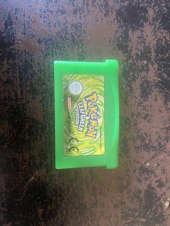 Pokemon leaf green ORIGINAL
