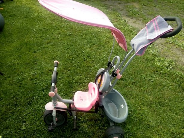 Rowerek trzykołowy Mily Mally