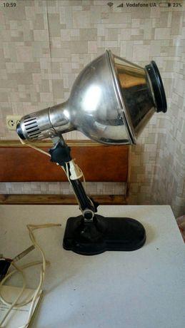 Лампа лсн-1 соллюкс настольная