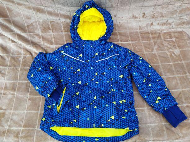 Лыжная термо куртка Lupilu на мальчика 4-6 лет