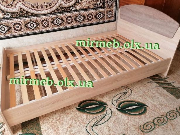 Фабричная Кровать Дакота 1,2 (Полуторная) Недорого! Другие Размеры!