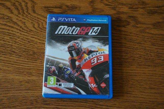 MotoGP, Moto GP 14 - PS VITA