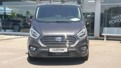 Ford Tourneo Custom 320 L1 - Automatik, Leder, Xenon