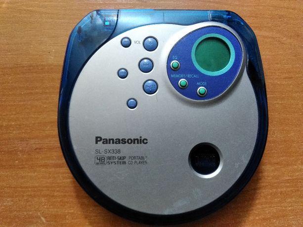 СD плеeр Panasonic SL-SX338, рабочий!