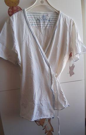 Piżama dla ciężarnych i karmiących piersią mam 40/42