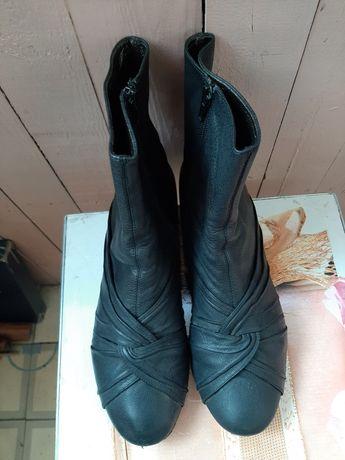 Ботинки полусапожки кожа 100%