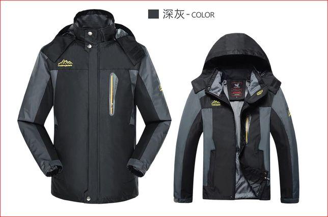 Куртка демисезонная с подстежкой непромокаемая