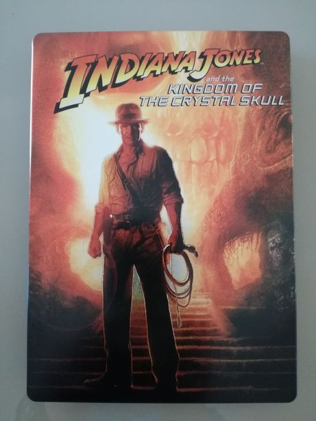 Indiana Jones, and the kingdom of the Crystal Skull