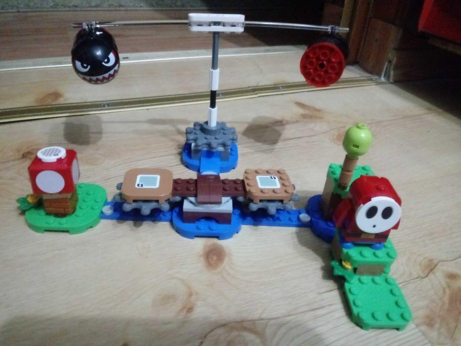 Sprzedam klocki z serii Super Mario lego 71366 Bardo - image 1