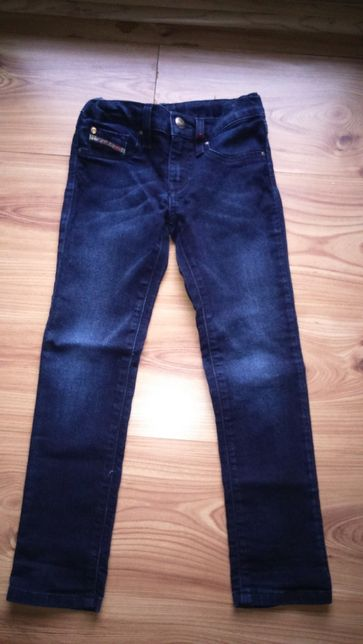 Jeansy Diesel Hello Kitty 116/122
