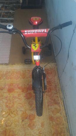 Велосипед в идеальном состоянии