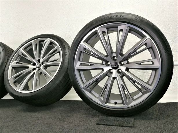 Audi SQ7,Q7, SQ8,Q8 Conti SportContact6XL FR ContiSilent AO 285/35/23