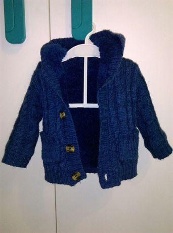 Sweter miś jesienny George 62/68