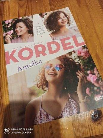 Antolka - Magdalena Kordel