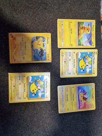 Pokemon Pikachus