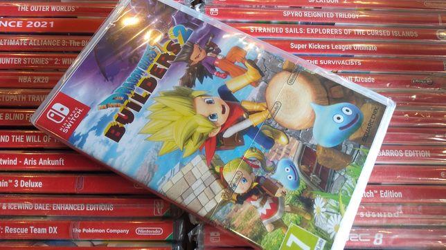 Dragon Quest Builders 2 Nintendo Switch nowa możliwość zamiany SKLEP