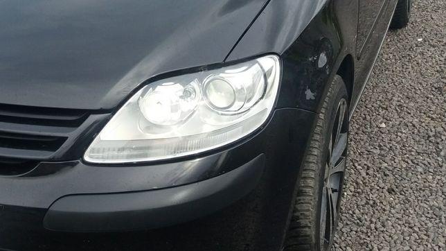 Vw Golf 5 Plus lift Reflektory xenonowe