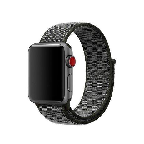 Bracelete Nylon desportiva para Xiaomi Mi Watch, TicWatch Pro 3, Realme Watch S Pro, Oneplus Watch