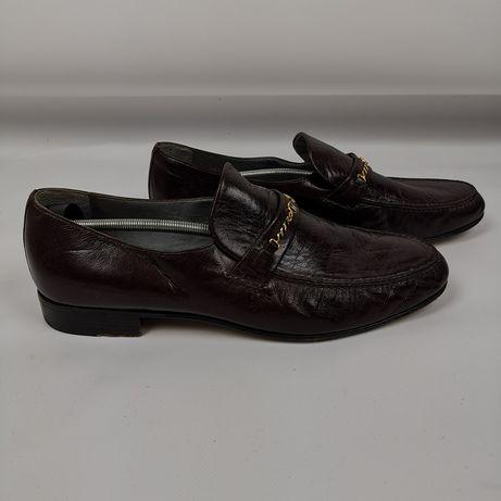 Лоферы туфли Moreschi made in Italy,