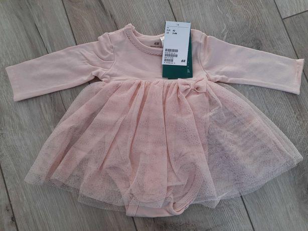 Nowa sukienka H&M