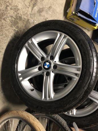 Koła 17 cali do BMW seriii 3 rok prod 2014-  jak NOWE