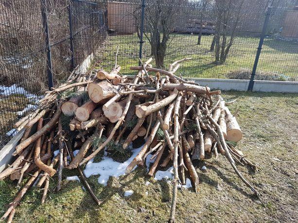 Drewno na opał sosna